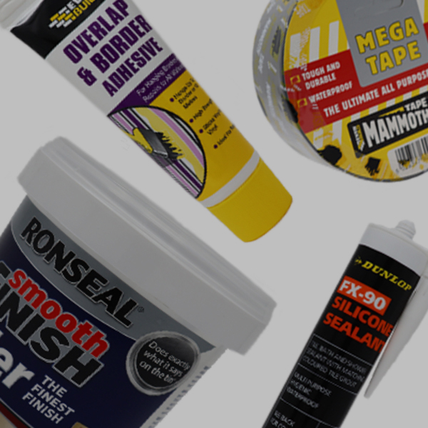 ABRASIVES FILLERS SEALANTS LUBRICANTS