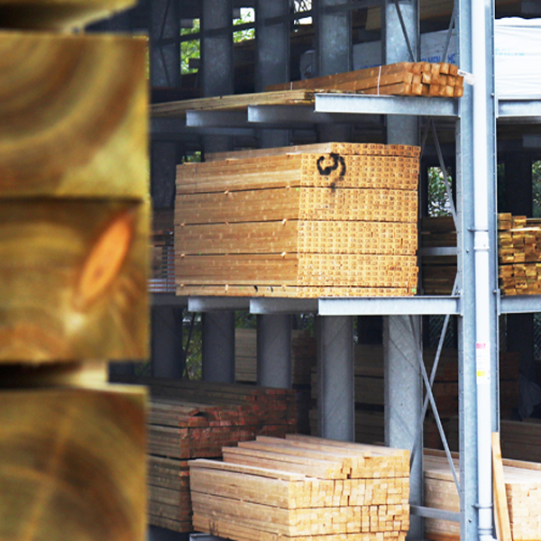 UNGRADED TIMBER