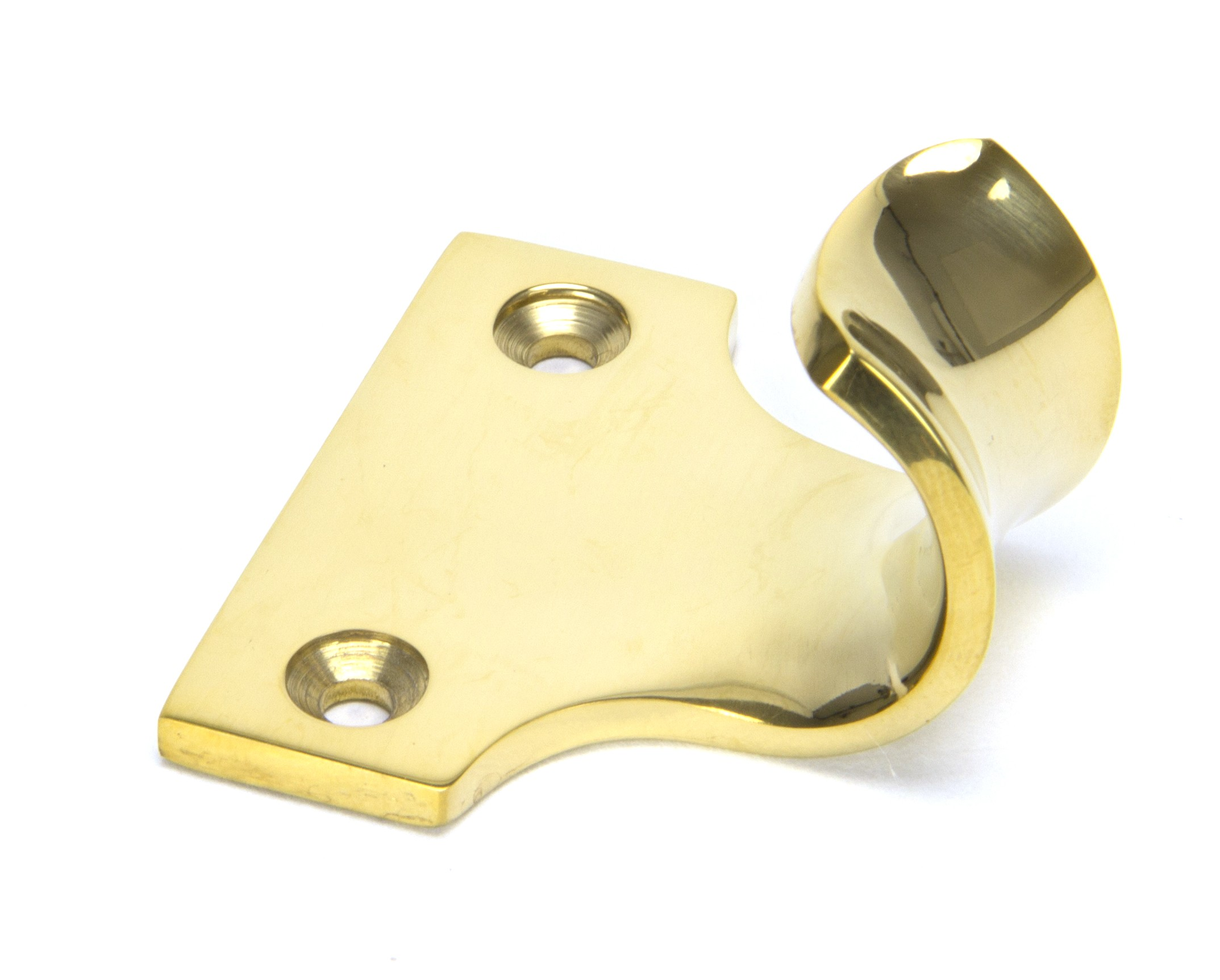 ANVIL - Polished Brass Sash Lift