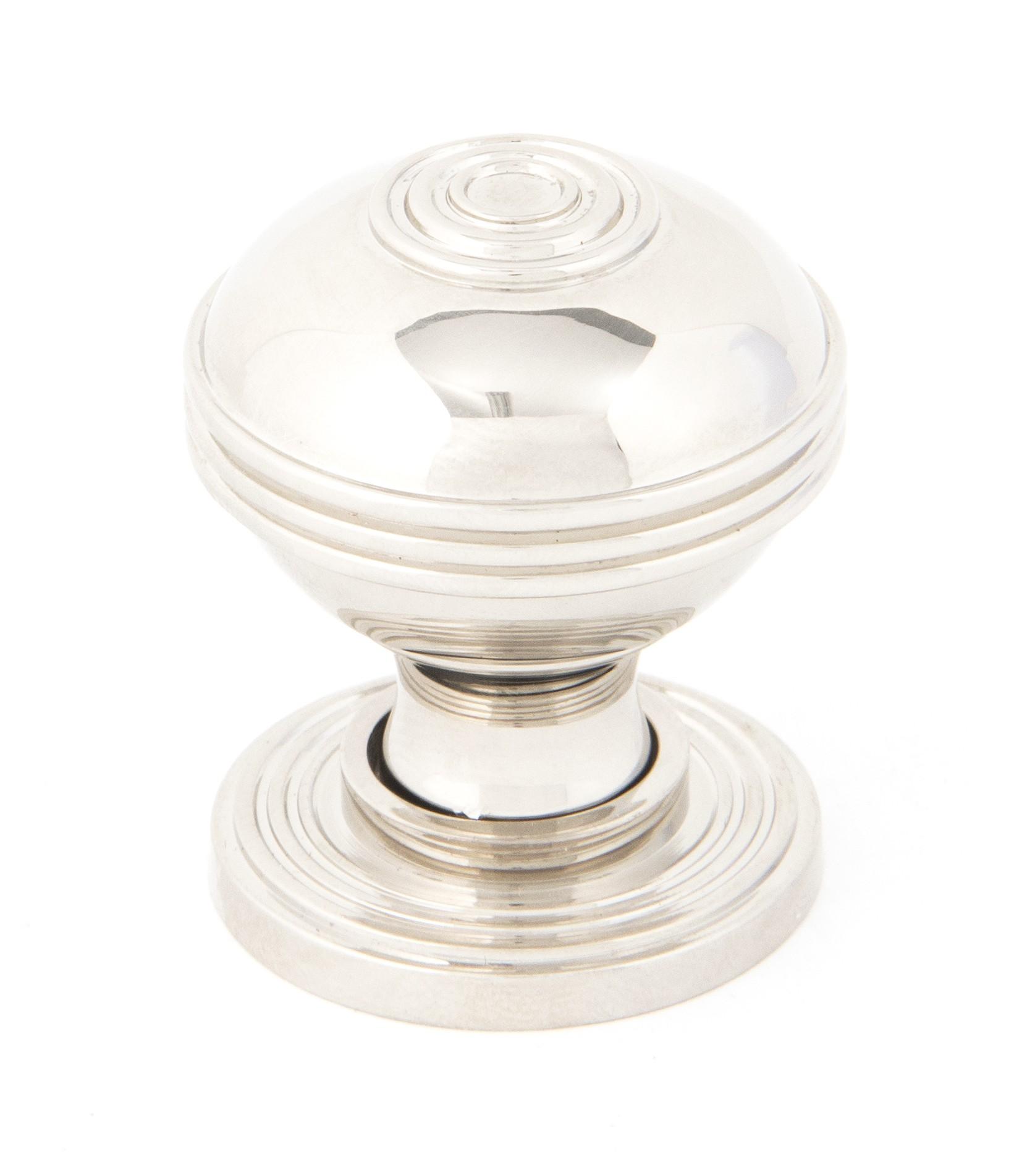 ANVIL - Polished Nickel Prestbury Cabinet Knob - Small