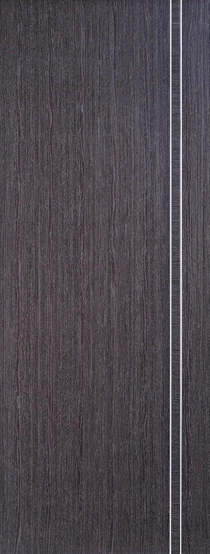 "LPD - Internal Door - Ash Grey Zanzibar 1981 x 610 (24"")  ASHZAN24"