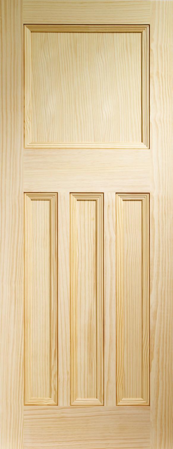 XL JOINERY DOORS -  VGDX4P28  Internal Vertical Grain Clear Pine Vine DX  VGDX4P28