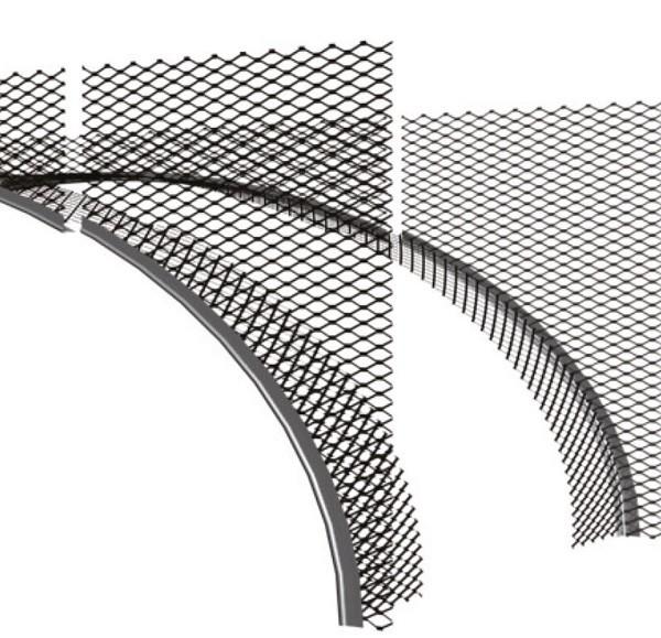 EXPAMET METALWORK - Metal - Elliptical