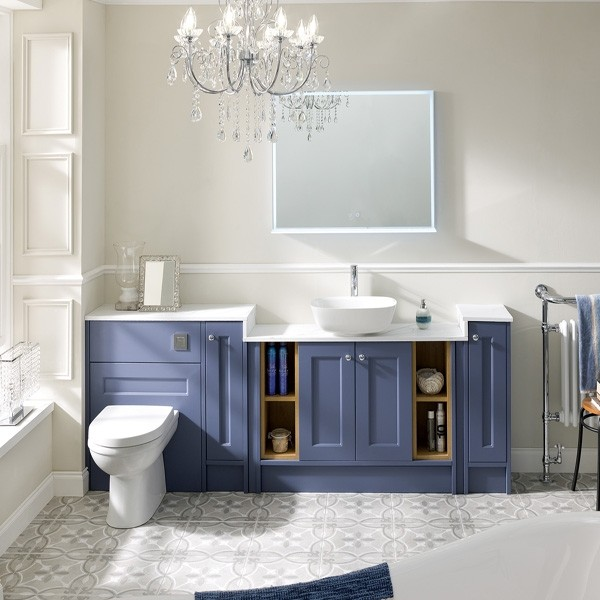 The Plumbline Calypso Modular Bathroom Furniture