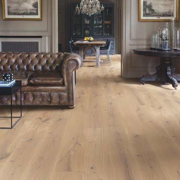 QUICK STEP WOOD FLOORING Genuine Oak Extra Matt