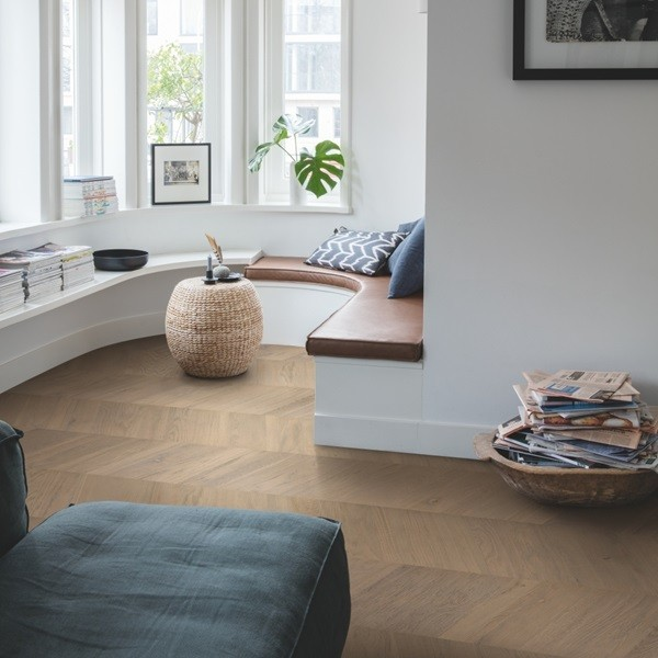 QUICK STEP WOOD FLOORING Eclipse Oak Oiled