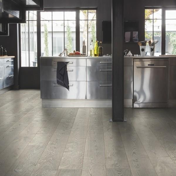 QUICK STEP WOOD FLOORING Concrete Oak Oiled