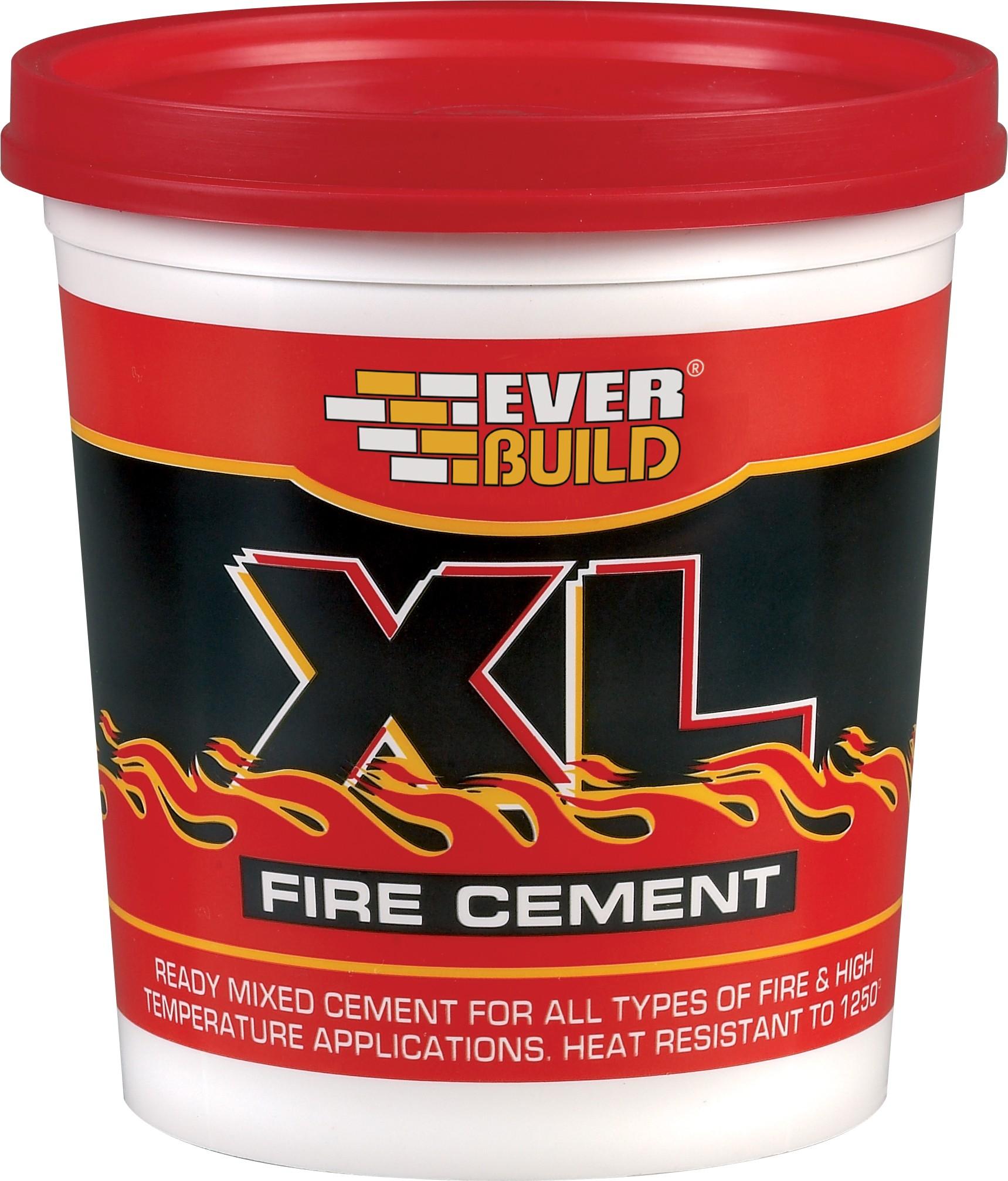 SikaEverbuild XL Fire Cement 5kg