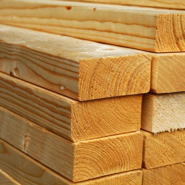 SAWN TIMBER - F 75x175mm H/Grown Timber C16 -4.8Mtr  075175HGT48