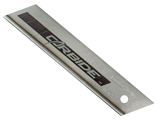Tungsten Carbide Snap Off Blades 25mm  STA011825
