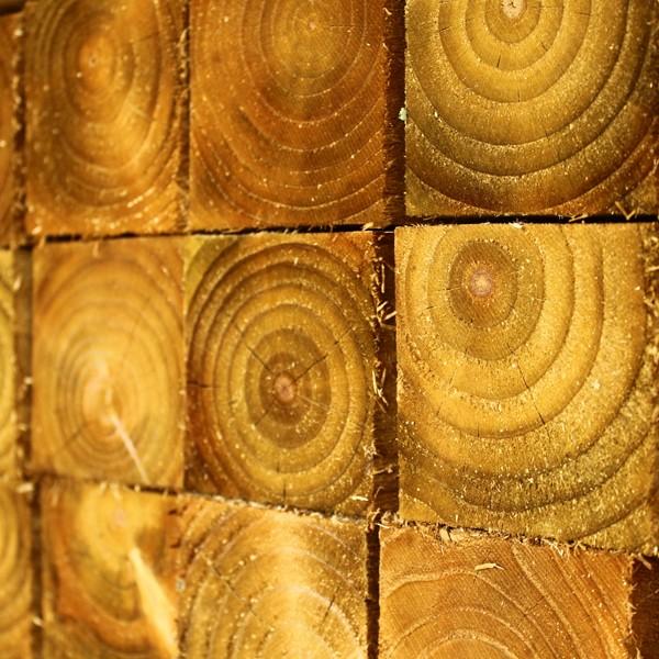 SAWN TIMBER - P 75x150mm -SAWN Timber & Tanalised C24