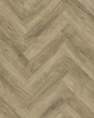 Ibrido Herringbone Wood Flooring 600x182x6.5mm - Vintage Haze  1013IH