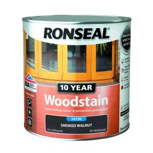 Ronseal 10 Year Woodstain Satin