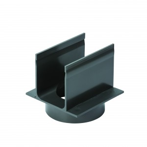 ACO DRAIN - ACO19002 Threshold 80mm Bottom Outlet