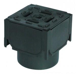 ACO DRAIN - ACO19559 Hexdrain Corner Unit Plastic                       ACO19559