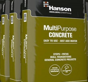 Hanson Multi-Purpose Concrete 20kg