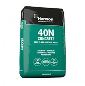 HANSON 40N Concrete -Maxi Pack Aggregate