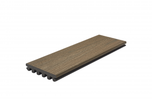TREX Enhance Naturals - 25x140mm Grooved Board 4.88m - Toasted Sand [ARB25140TGBTS]