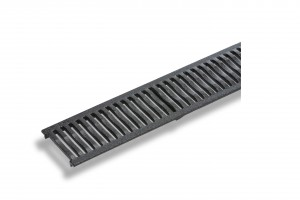 ACO DRAIN - ACO38512 Antique iron Grating 500mm                         ACO38512