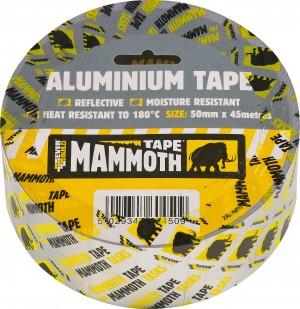 SikaEverbuild Aluminium Joint Tape 75mm x45m Silver [SHEJOTAP]