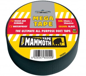 SikaEverbuild Mega All Purpose Tape 50m