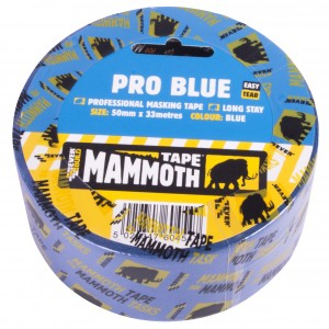 SikaEverbuild Mammoth Pro Blue Masking Tape