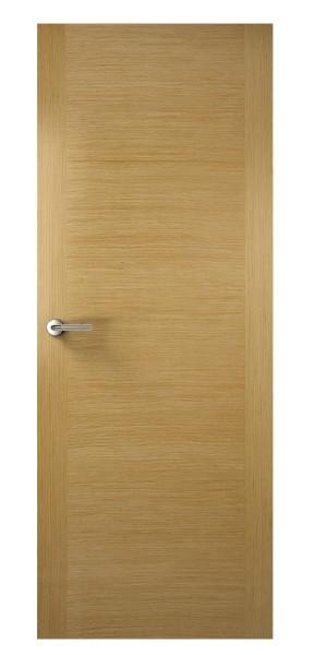 Premdor - Portfolio White Oak Two Stile Internal FD30 Fire Door
