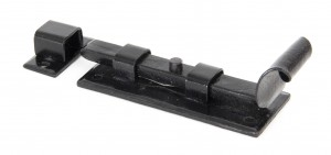 "ANVIL - Black 4"" Straight Bolt"