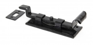 "ANVIL - Black 4"" Cranked Bolt"