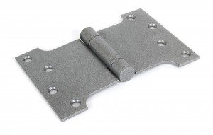 "ANVIL - Pewter 4'' x 4"" x 6"" Ball Bearing Parliament Hinge (pair)  Anvil33048"