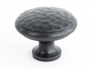ANVIL - Beeswax Beaten Cupboard Knob - Large  Anvil33198