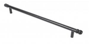 ANVIL - Black Bar Pull Handle - Large  Anvil33358