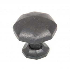 ANVIL - Beeswax Octagonal Cabinet Knobs - Large  Anvil33370