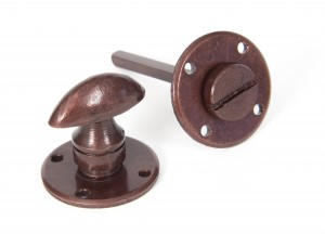 ANVIL - Bronze Round Bathroom Thumbturn  Anvil33385