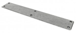 ANVIL - Pewter Plain Fingerplate  Anvil33390