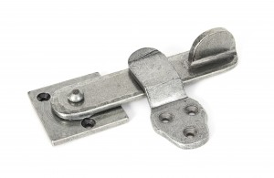 ANVIL - Pewter Patina Privacy Latch Set  Anvil33393