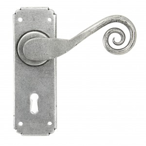 ANVIL - Pewter Monkeytail Lever Lock Set