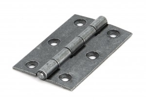 ANVIL - Pewter 3'' Butt Hinge (pair)  Anvil33692