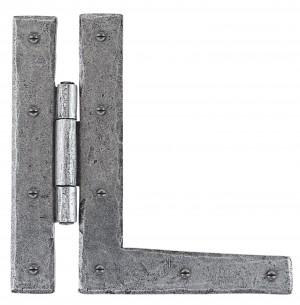ANVIL - Pewter 7'' HL Hinge (pair)  Anvil33760