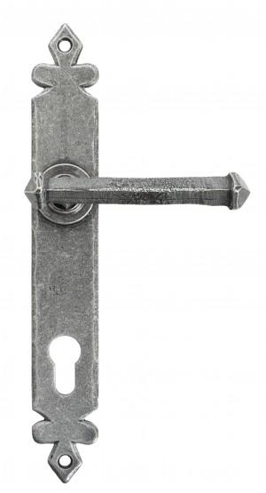 ANVIL - Pewter Tudor Espag 92mm Centre  Anvil33766