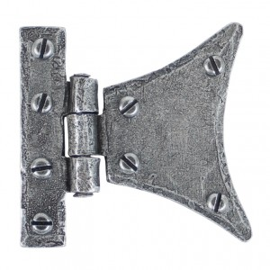 ANVIL - Pewter 2'' Half Butterfly Hinge (pair)