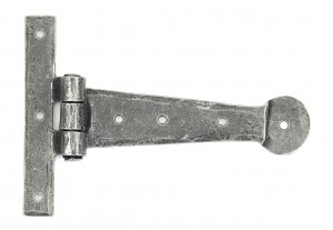 "ANVIL - Pewter 6"" T Hinge (pair)  Anvil33788"