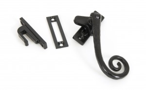 ANVIL - Black Deluxe Monkeytail Fastener - RH