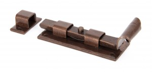 "ANVIL - Bronze 4"" Straight Bolt"