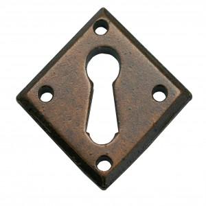 ANVIL - Bronze Diamond Escutcheon  Anvil33946
