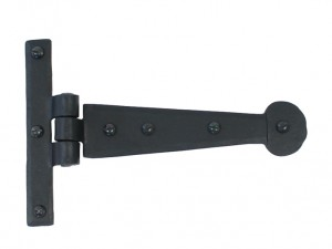 "ANVIL - Black 6"" T Hinge (pair)"