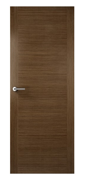 Premdor - Portfolio Walnut Two Stile Internal FD60 Fire Door