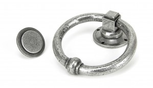 ANVIL - Pewter Regency Door Knocker