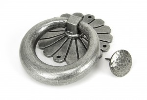 ANVIL - Pewter Shropshire Door Knocker