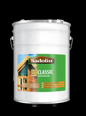 Sadolin Classic All Purpose Woodstain Light Oak 20L  5028499